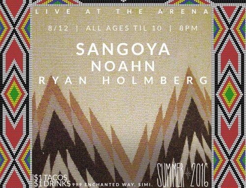 NOAHN and Sangoya